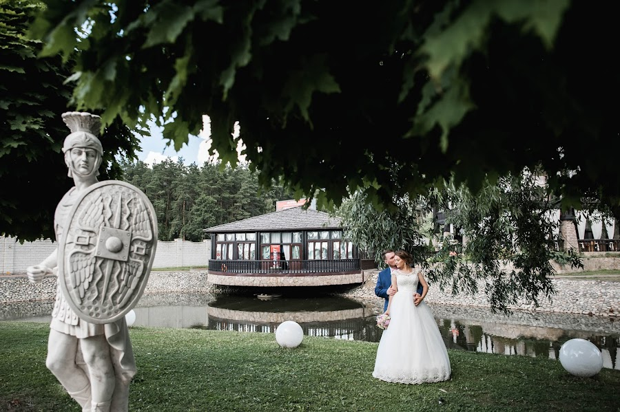 Kāzu fotogrāfs Darya Babaeva (babaevadara). Fotogrāfija: 24.07.2018