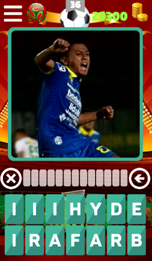 Guess Indonesian and World League Soccer Players screenshots 2