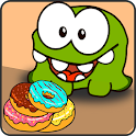 Hungry Lazy Green Frog: Feed icon