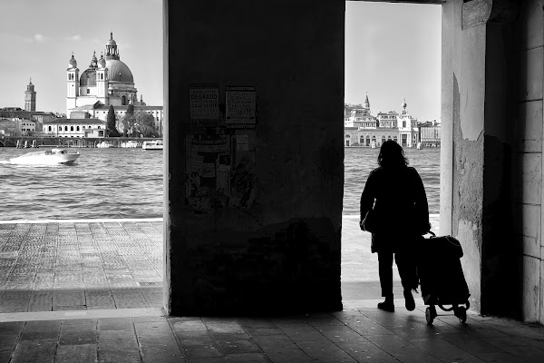 Quotidianità a Venezia di Cho