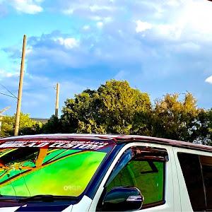ハイエースバン TRH200V S-GL TRH200V H19年型のカスタム事例画像 DJけーちゃんだよさんの2020年11月04日21:49の投稿