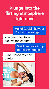 App Meet, chat & date. Free dating app - Chocolate app APK for Windows Phone