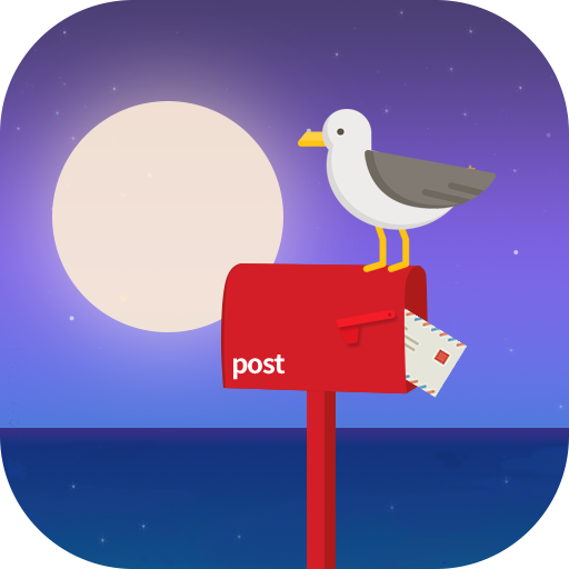 Daily Postcard Icon