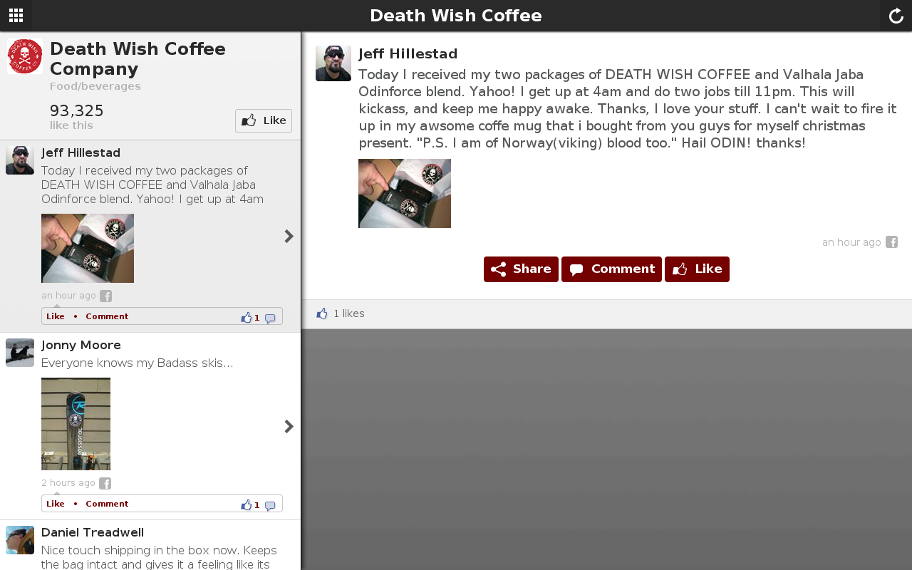 Can You Buy Death Wish Coffee In Stores