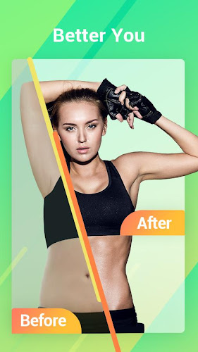 Easy Workout - Abs & Butt Fitness, HIIT Exercises Android App Screenshot