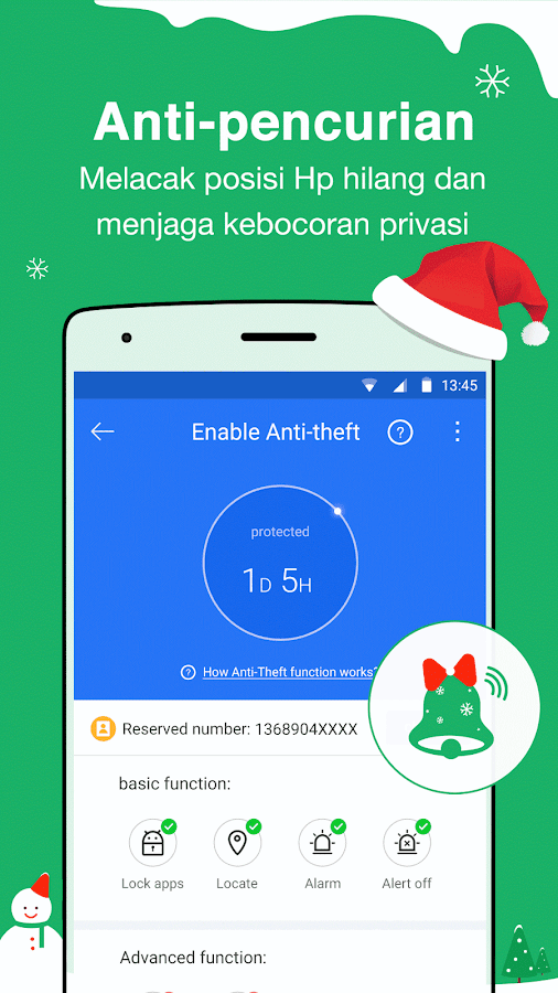 LEO Privacy-Applock,Boost,Hide- tangkapan layar