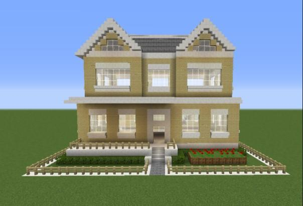 House ideas for minecraft android apps on google play - Minecraft house ideas ...