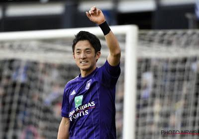 """Des critiques ? """"Ryota Morioka est le joueur idéal pour Anderlecht"""""""