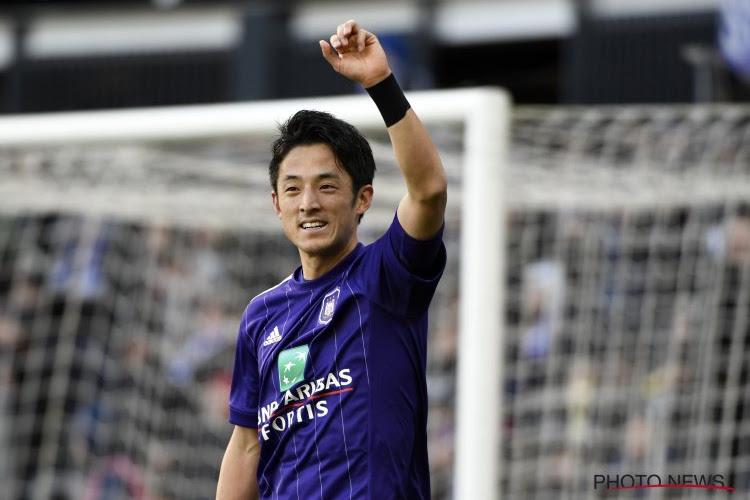 """Anderlecht ontving bizarre aanbieding voor Morioka: """"Een eigenaar van een pizzabar van het 37ste knoopsgat"""""""