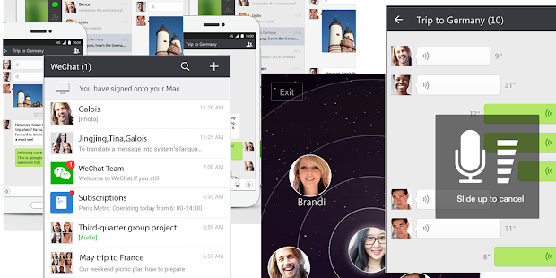 Download Pro We chat free video call and chat Guide We chat For PC Windows and Mac apk screenshot 5