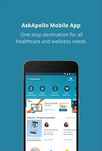 Ask Apollo — Consult Doctors, Order Medicines 3.5.4 screenshots 1