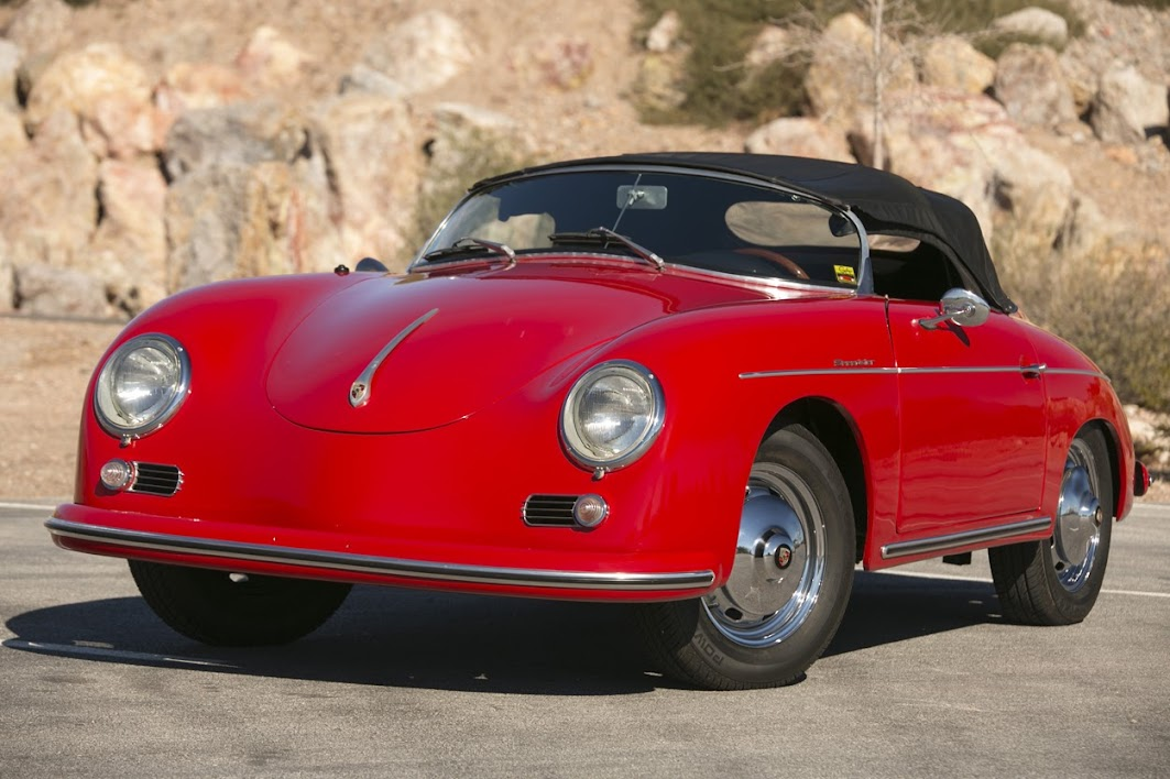 1958 replica kit makes 1958 porsche 356 speedster. Black Bedroom Furniture Sets. Home Design Ideas