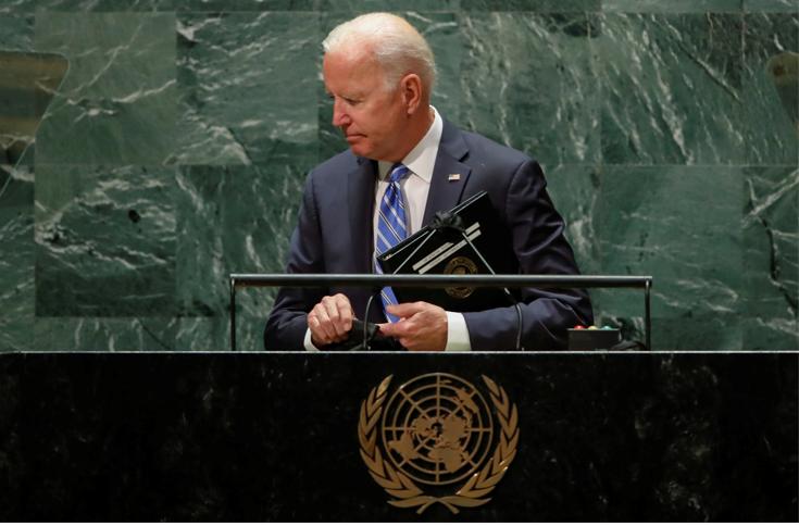 At UN, Biden promises 'relentless diplomacy,' not Cold War