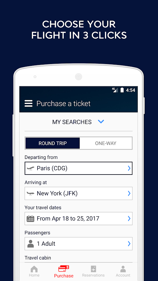 Air France Airline Tickets Android Apps On Google Play