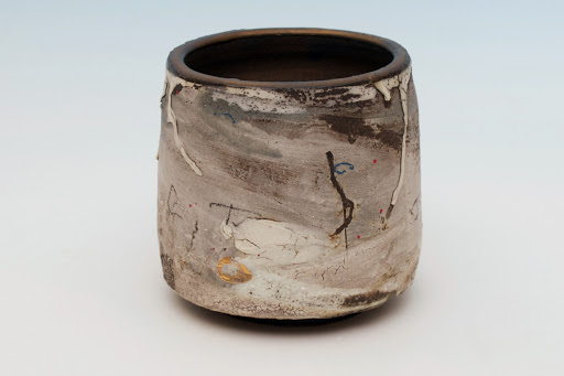 Sam Hall Ceramic Tea Bowl 019