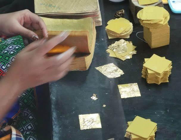 Golden Rose Workshop