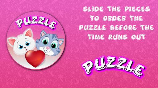 キティは スライドパズル