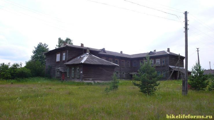 школа в Ферязкино
