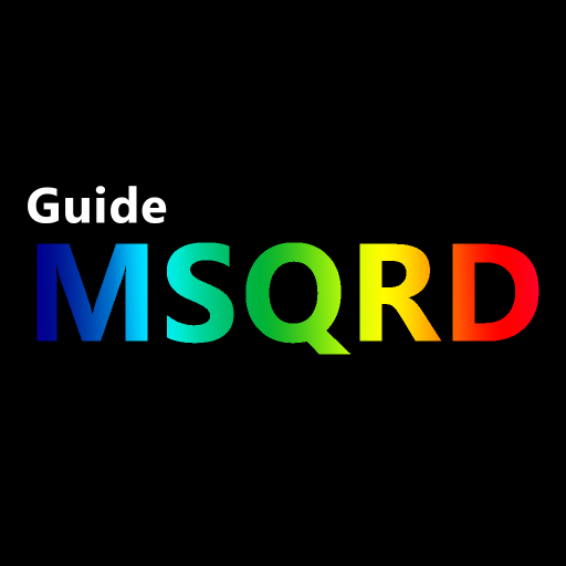 Guide Masquerade for MSQRD update 2017