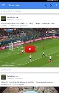 Futbolchile NET Screenshot