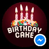 Birthday Cake - Name on Cake