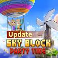 Sky Block-Survive&Build online icon