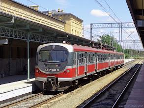 Photo: EN57-2065, Poznań Główny - Toruń Główny {Toruń Główny; 2015-06-15}