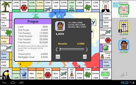 Europoly 1.0.4 screenshot 341066
