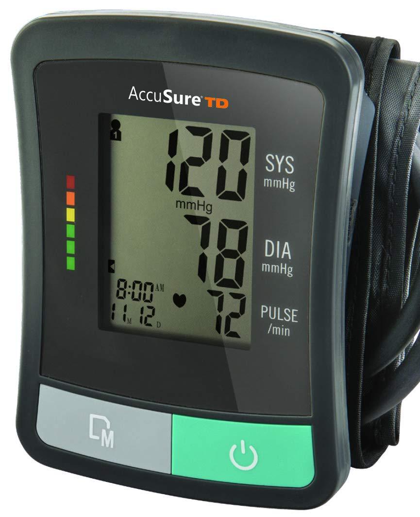 AccuSure TD-1209 Advanced Features BP Machine