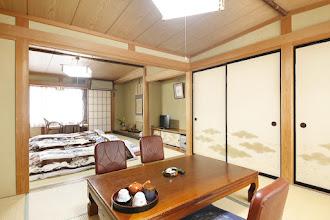 Photo: 鶴の間 布団3名1 room turu no ma