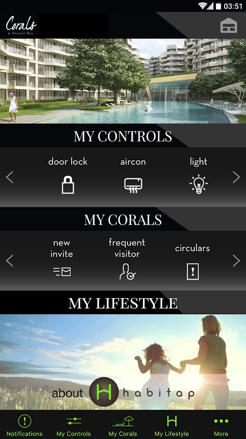 Corals at Keppel Bay- screenshot
