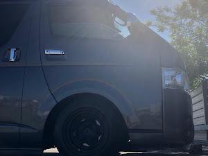 ハイエース TRH200V 4型 S-GL ダークプライム グレーメタリックのカスタム事例画像 けんちゃん☻ さんの2019年05月24日17:03の投稿