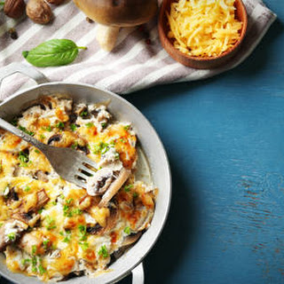 Sizzling Spicy Green Chili Casserole