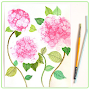 Learn to Draw a Flowers APK icon