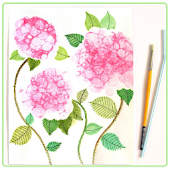 Learn to Draw a Flowers