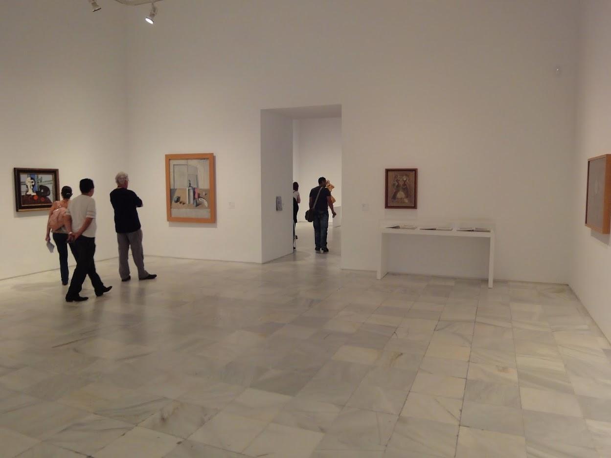 Musée national centre d'art Reina Sofía à Madrid