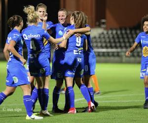 Les Gent Ladies redressent la tête, juste avant LE match et les playoffs