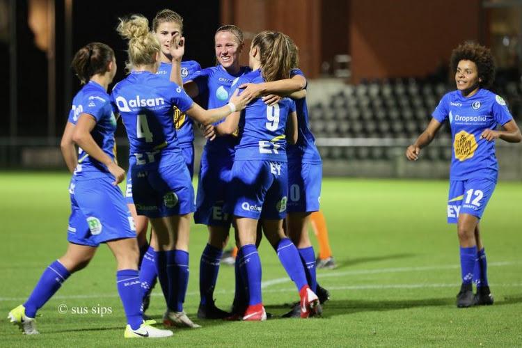 """Gent Ladies van underdog in kwartfinale naar grote favoriet in halve eindstrijd: """"Blijven opletten"""""""