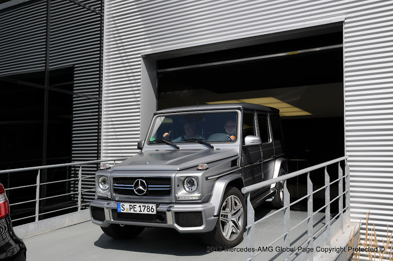 "Photo: AMG Private Lounge Insights ""SUV"""