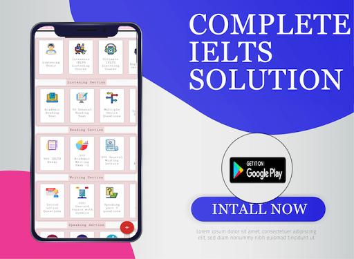 UtterMost : IELTS Preparation app  screenshots 1