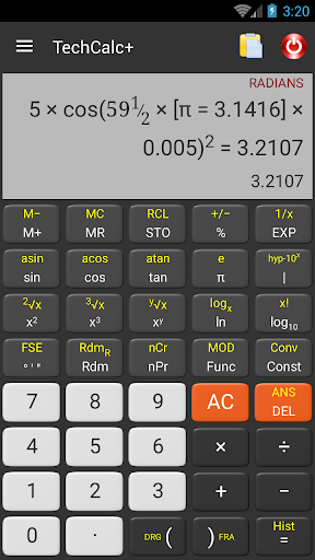 Scientific Calculator (adfree) v4.0.6