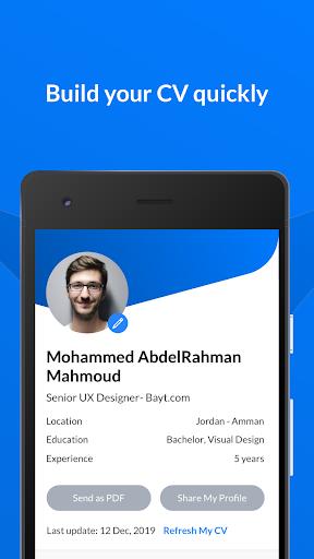 Bayt.com Job Search 6.1.1 Screenshots 3