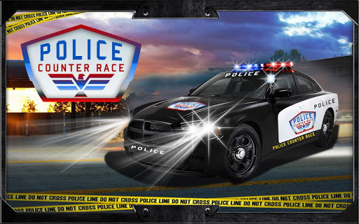 Police Counter Race