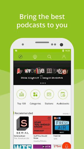 Podcast App & Podcast Player - Podbean 7.6.6 screenshots 1