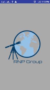 RNP GROUP APP - náhled
