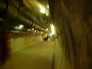 Photo: An unusual tour of Paris is Les Egouts, the underground sewer system. The system now houses water and electrical lines, as well as newer developments like cable and fiber optics. Thus, Paris above ground is spared the poles and lines common in US cities.