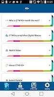 Screenshot of CTM Buddy