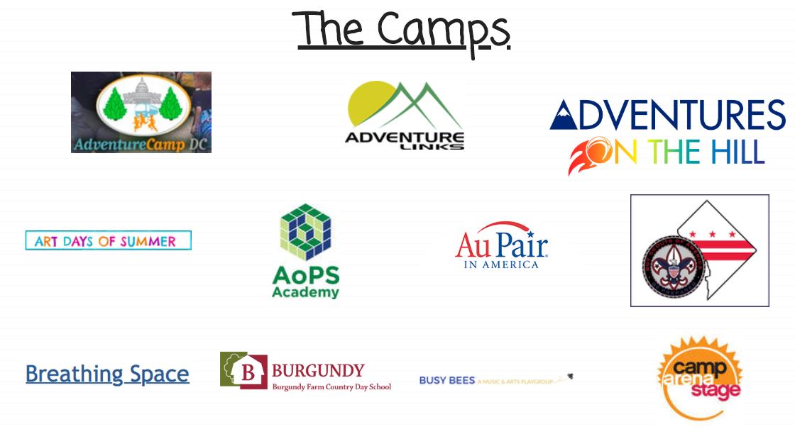Wildcat PTSA News: School Year Survey | Summer Camp Fair