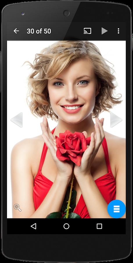 SkyFolio for OneDrive Photos - screenshot