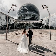 結婚式の写真家Damir Kuzhumov (kuzda)。26.05.2019の写真